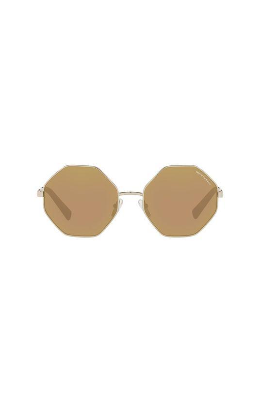 Armani Exchange - Slnečné okuliare 0AX2035S zlatá