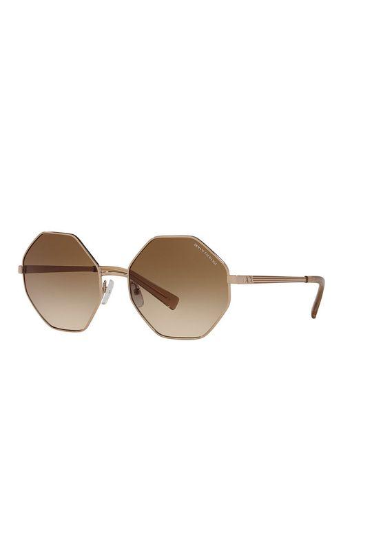 ružová Armani Exchange - Slnečné okuliare 0AX2035S Dámsky