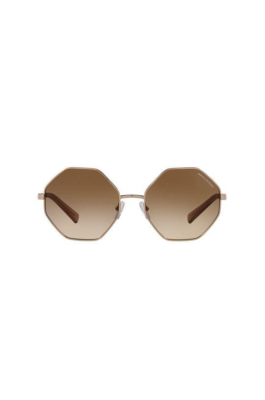 Armani Exchange - Slnečné okuliare 0AX2035S ružová