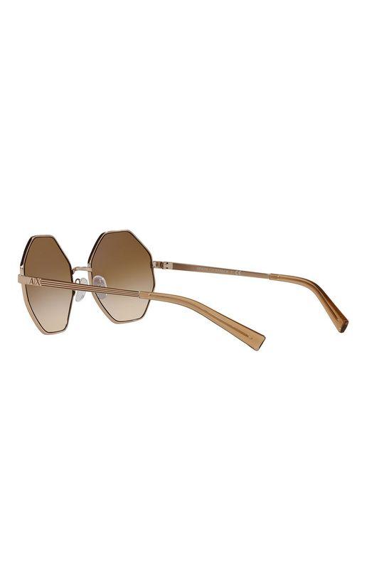 ružová Armani Exchange - Slnečné okuliare 0AX2035S