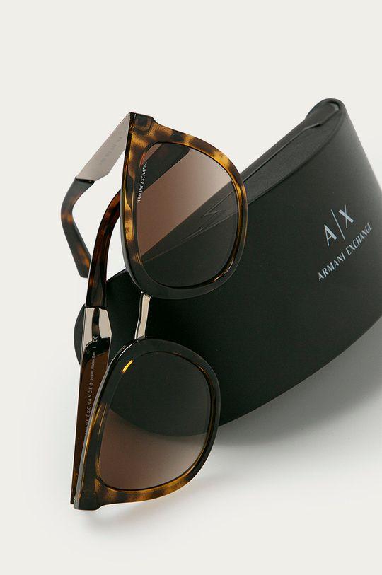 Armani Exchange - Okulary Plastik