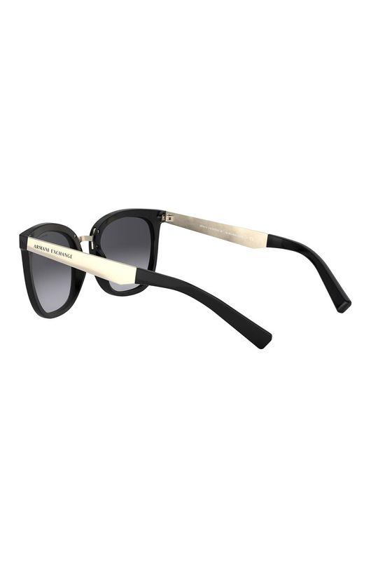 černá Armani Exchange - Brýle