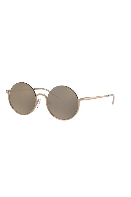 zlatá Emporio Armani - Brýle Dámský