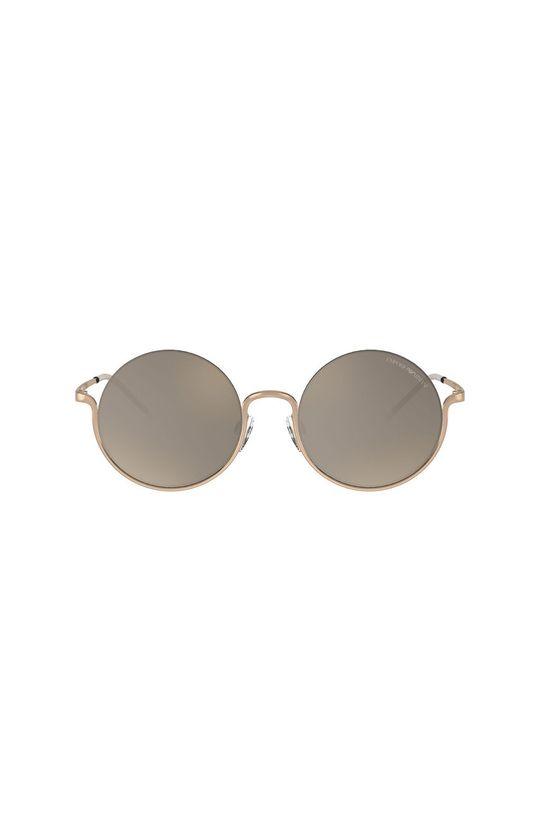 Emporio Armani - Brýle zlatá