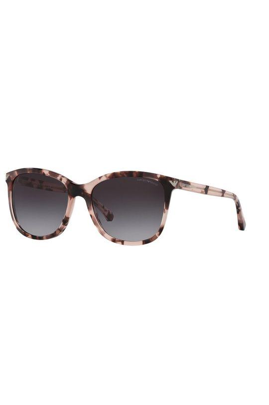 hnědá Emporio Armani - Sluneční brýle 0EA4060 Dámský