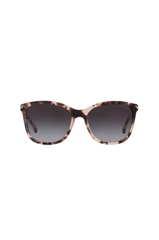 Emporio Armani - Sluneční brýle 0EA4060 hnědá