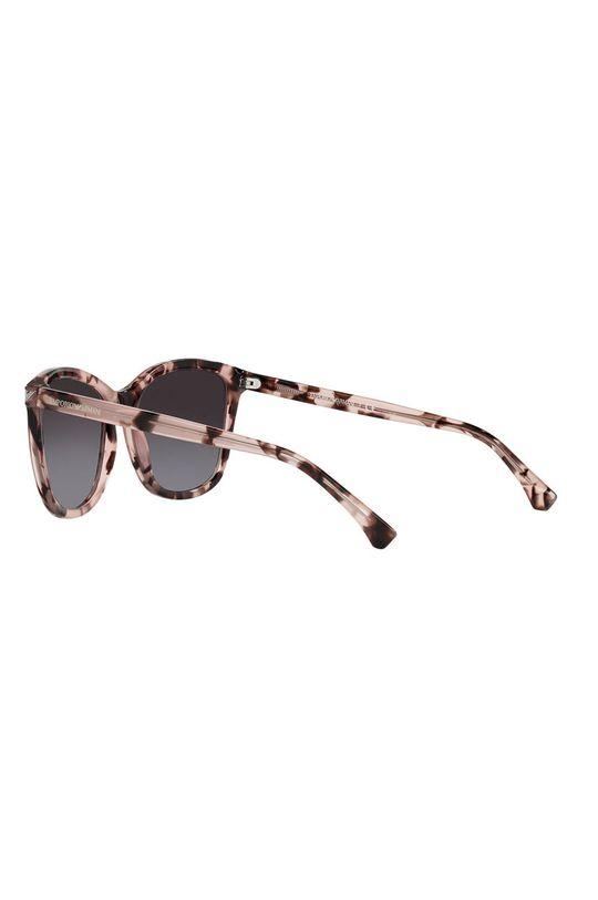 hnědá Emporio Armani - Sluneční brýle 0EA4060