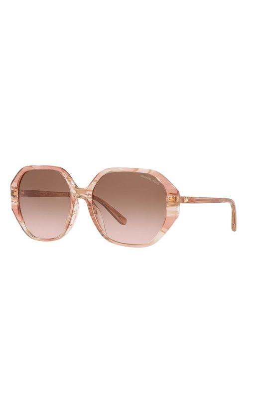ružová MICHAEL Michael Kors - Slnečné okuliare 0MK2138U Dámsky