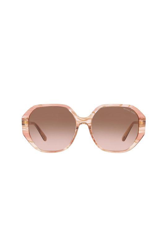 MICHAEL Michael Kors - Slnečné okuliare 0MK2138U ružová