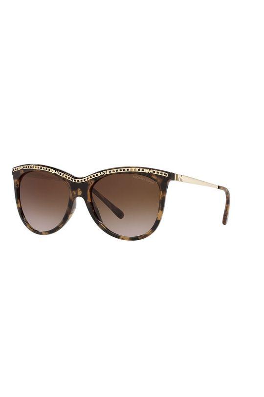 hnedá MICHAEL Michael Kors - Slnečné okuliare 0MK2141 Dámsky