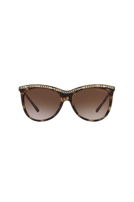 MICHAEL Michael Kors - Slnečné okuliare 0MK2141 hnedá