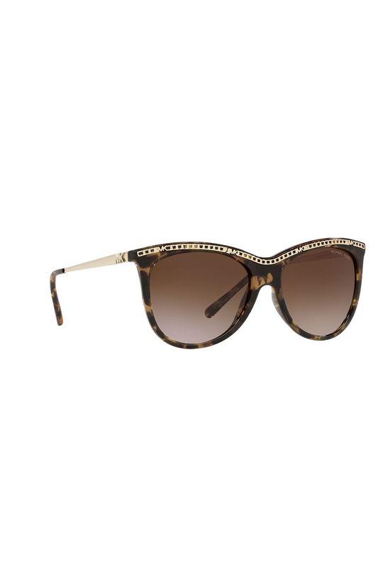 MICHAEL Michael Kors - Slnečné okuliare 0MK2141  Syntetická látka, Kov