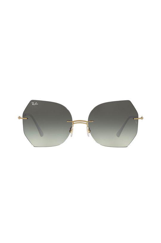 Ray-Ban - Okulary przeciwsłoneczne 0RB8065 biały