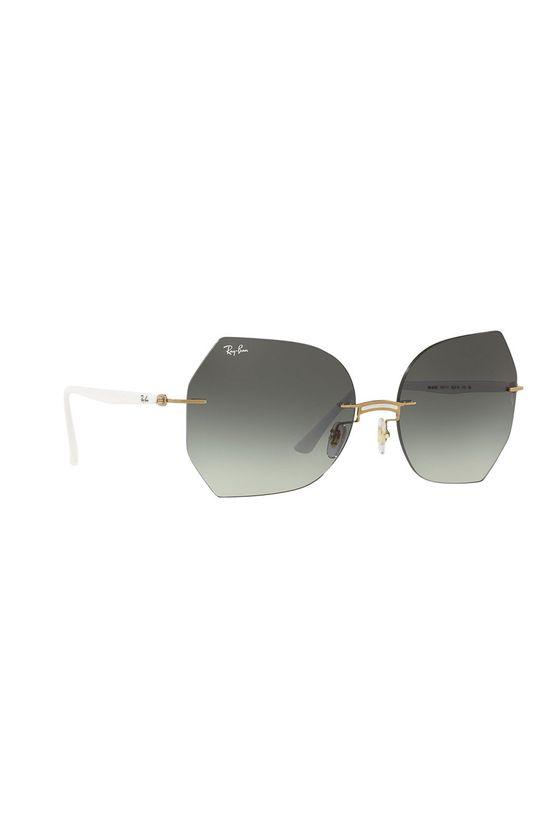 Ray-Ban - Okulary przeciwsłoneczne 0RB8065 Materiał syntetyczny, Metal