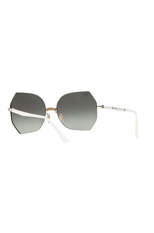 biały Ray-Ban - Okulary przeciwsłoneczne 0RB8065