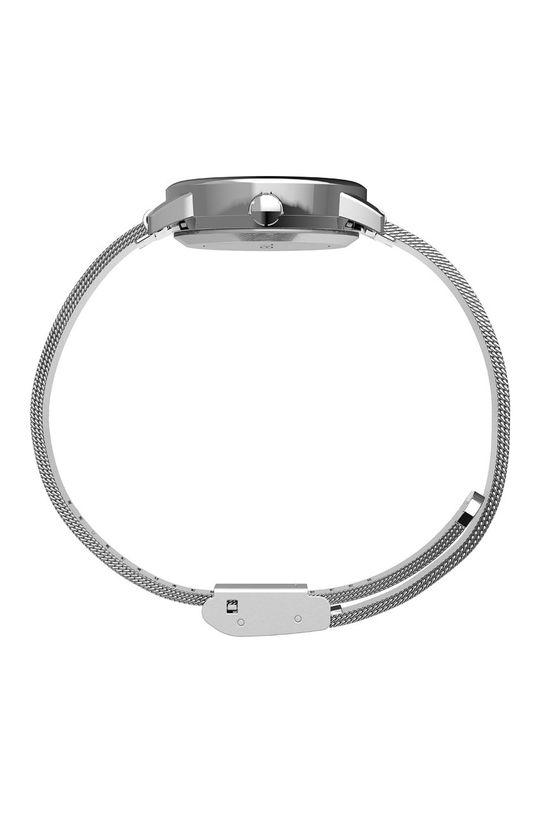 Timex - Hodinky TW2U07900 stříbrná