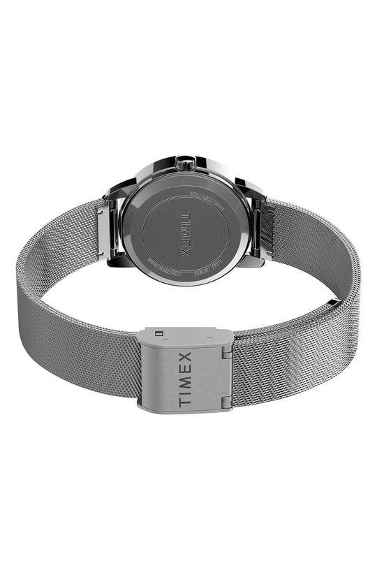 stříbrná Timex - Hodinky TW2U07900