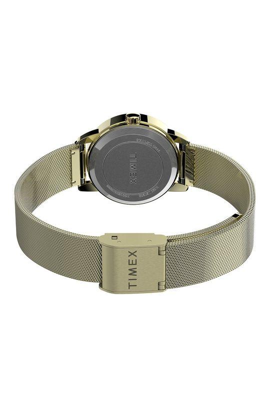 złoty Timex - Zegarek TW2U08000