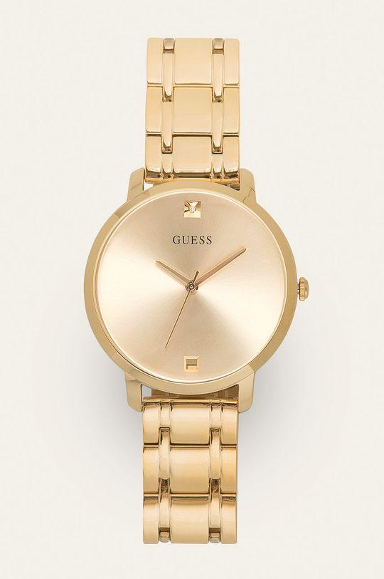 złoty Guess - Zegarek W1313L2 Damski