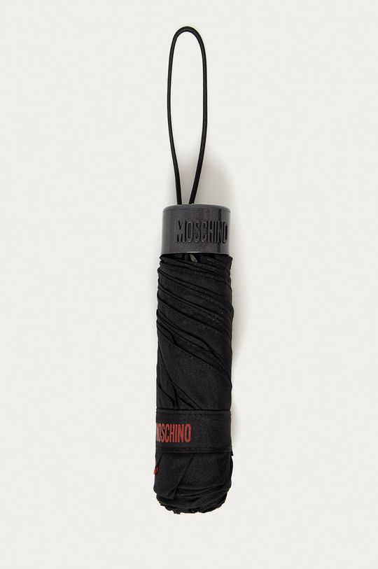 Moschino - Parasol czarny