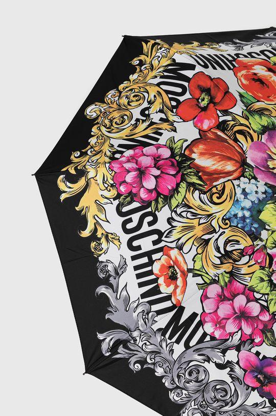 Moschino - Parasol Materiał syntetyczny, Materiał tekstylny