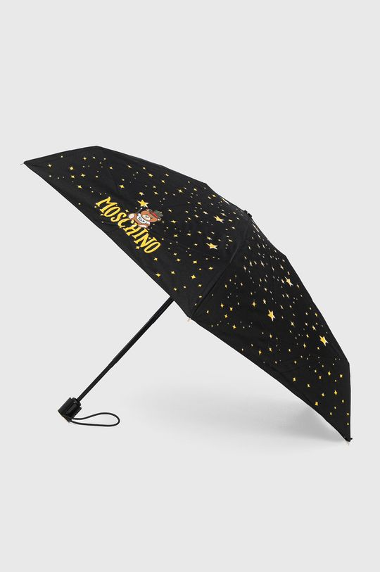 černá Moschino - Deštník Dámský