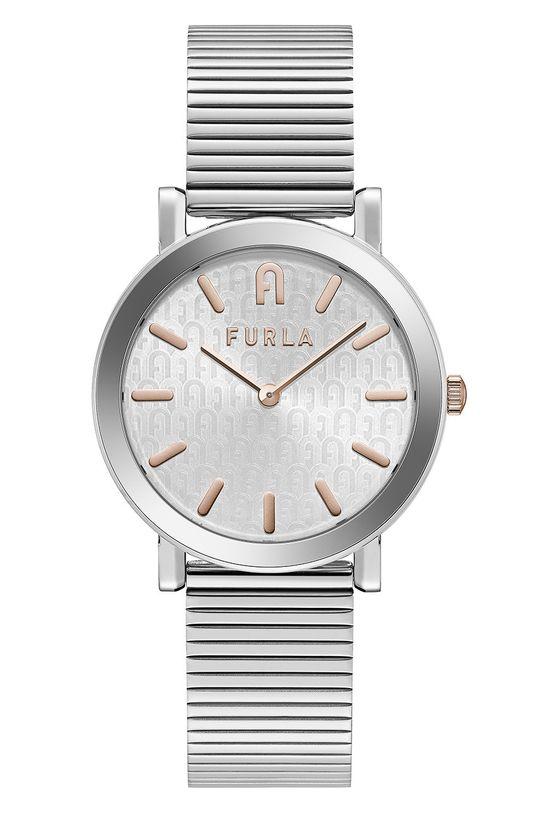stříbrná Furla - Hodinky WW00003007L1 Dámský