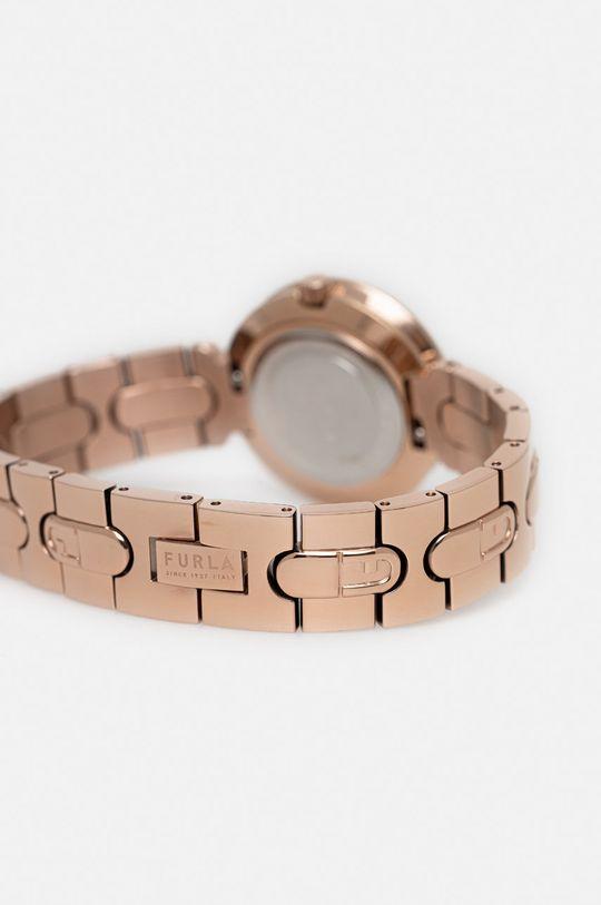 Furla - Hodinky WW00004008L3 zlatá