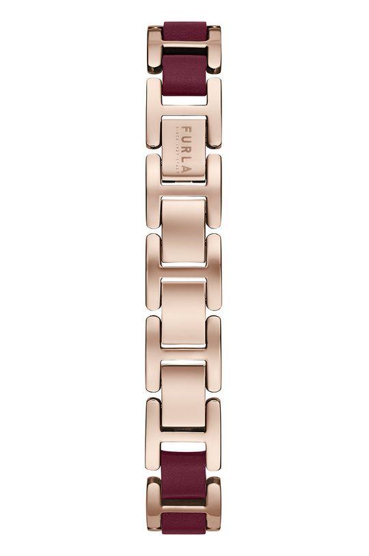 FURLA - Zegarek WW00004012L3 złoty