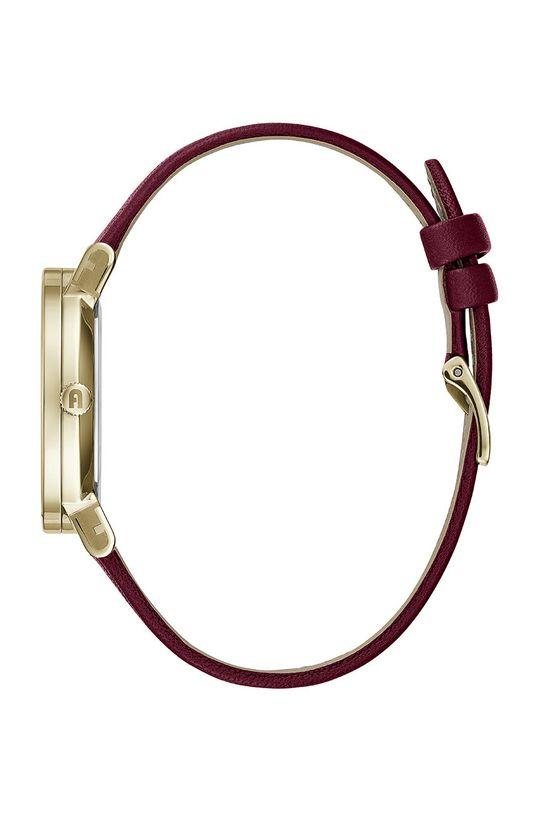 FURLA - Zegarek WW00007002L2 Skóra naturalna, Stal szlachetna, Szkło mineralne