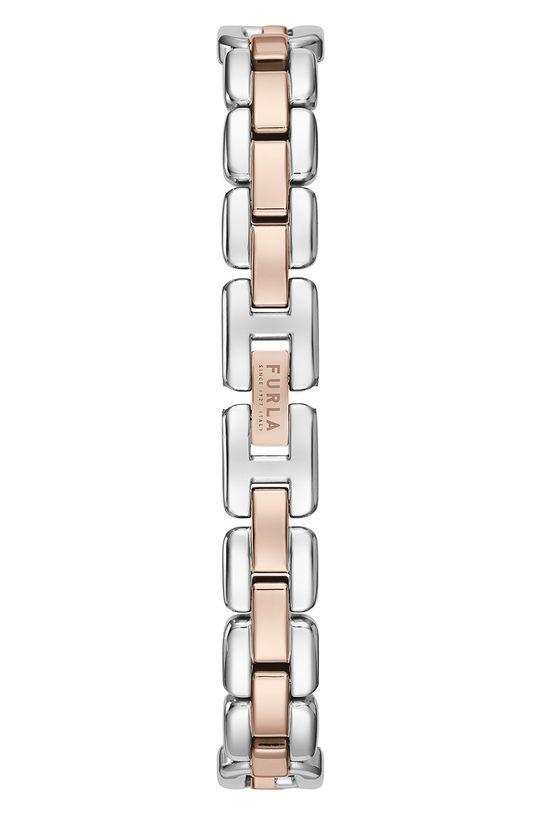Furla - Hodinky WW00015006L5 stříbrná