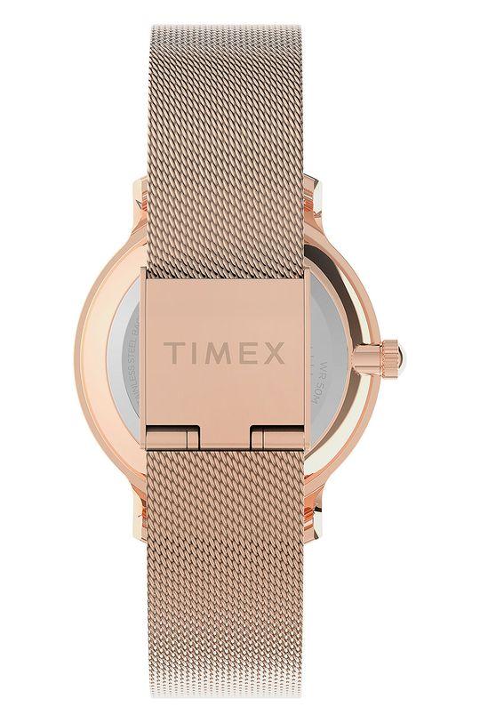 Timex - Zegarek TW2U86600 Stal, Szkło mineralne