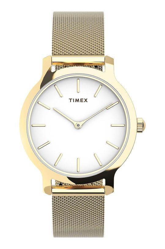 bílá Timex - Hodinky TW2U86800 Dámský