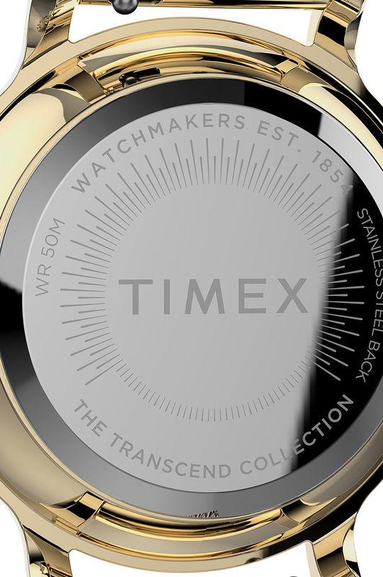 srebrny Timex - Zegarek TW2U86900