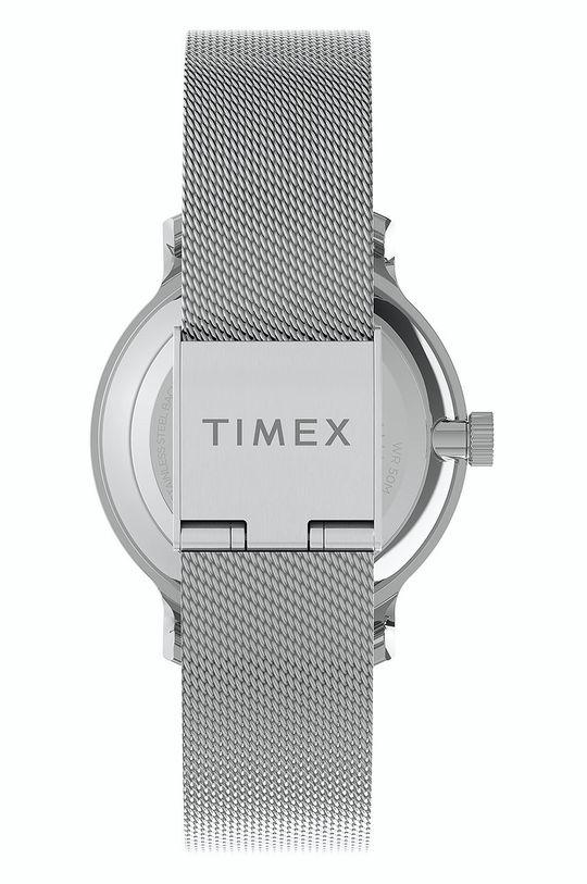 Timex - Hodinky TW2U92900  Kov, Ocel, Minerální sklo