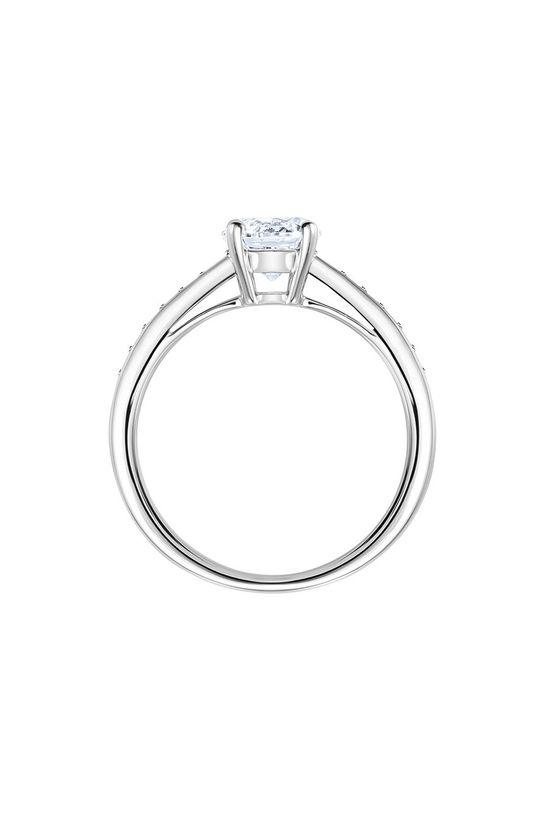 Swarovski - Pierścionek ATTRACT Metal, Kryształ Swarovskiego
