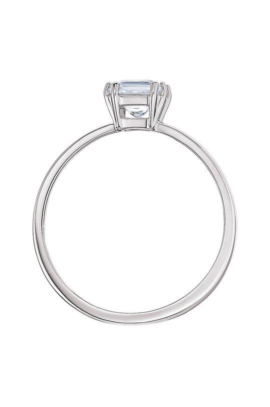 Swarovski - Pierścionek ATTRACT srebrny