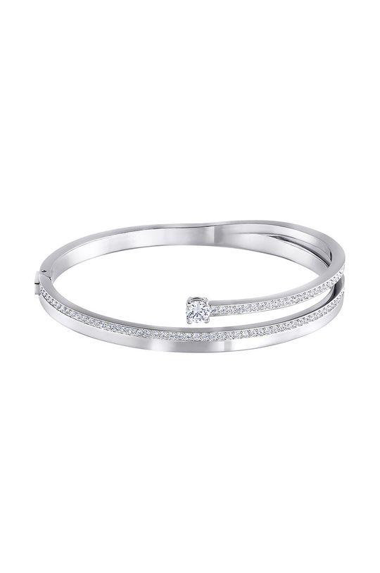 Swarovski - Bransoletka FRESH srebrny