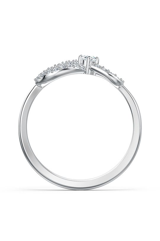 Swarovski - Pierścionek SWA INFINITY Metal, Kryształ Swarovskiego