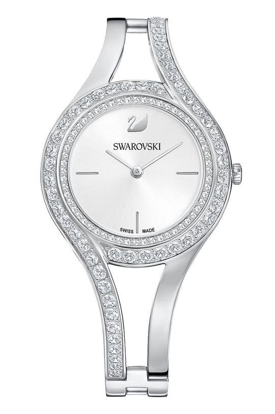 srebrny Swarovski - Zegarek 5377545 Damski