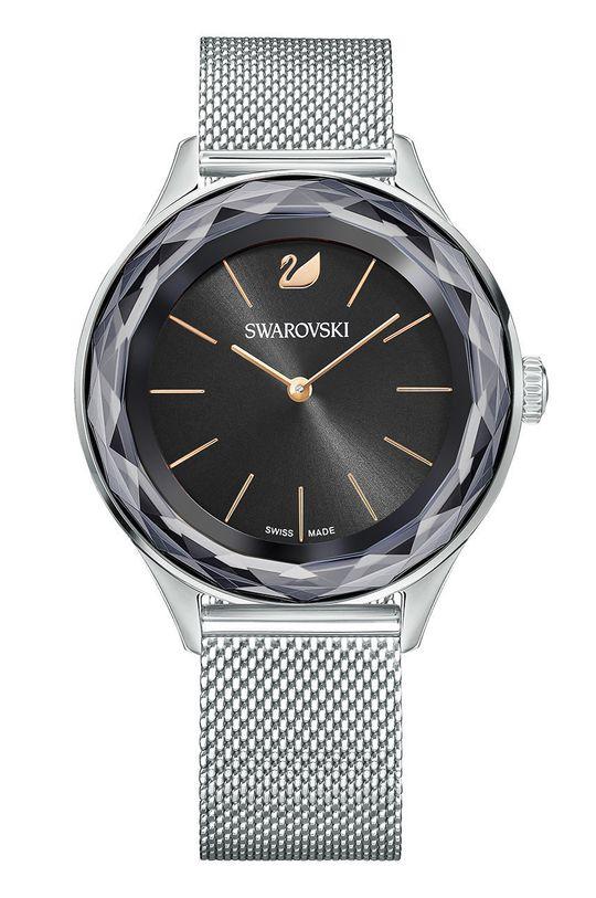 srebrny Swarovski - Zegarek 5430420 Damski
