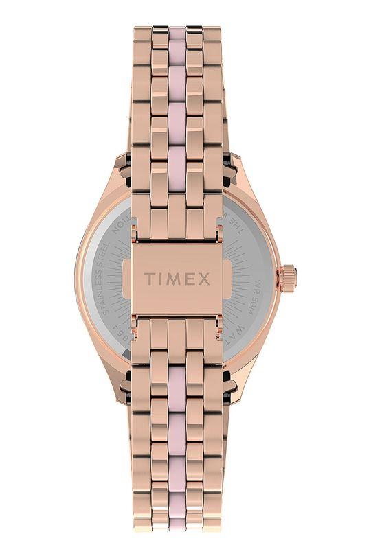 Timex - Zegarek TW2U82800 Stal, Szkło mineralne