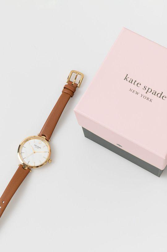 Kate Spade - Zegarek brązowy