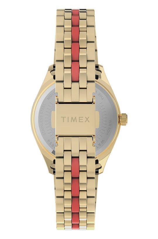 Timex - Zegarek TW2U82700 Stal, Szkło mineralne