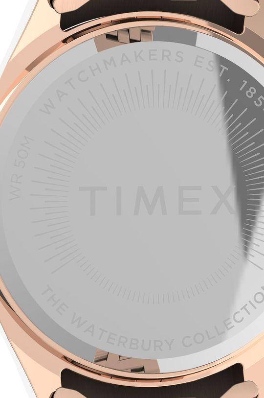 złoty Timex - Zegarek TW2U78400