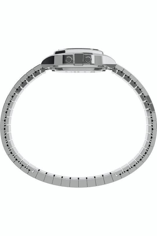 Timex - Hodinky TW2U94200 stříbrná