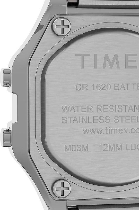 stříbrná Timex - Hodinky TW2U94200