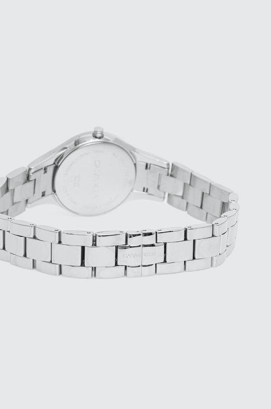 Calvin Klein - Zegarek K4323130 srebrny