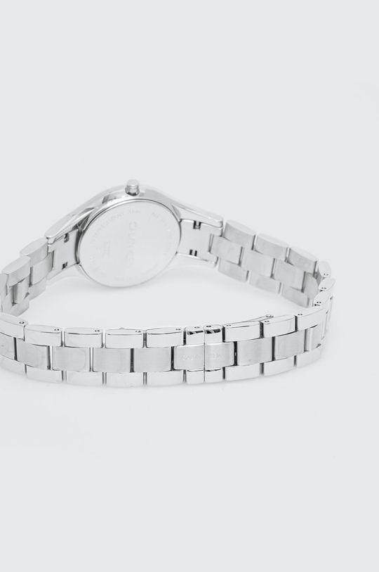 Calvin Klein - Zegarek K4323185 srebrny
