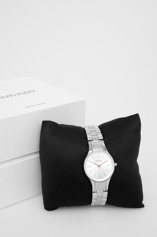 Calvin Klein - Zegarek K4323185 Stal szlachetna, Szkło